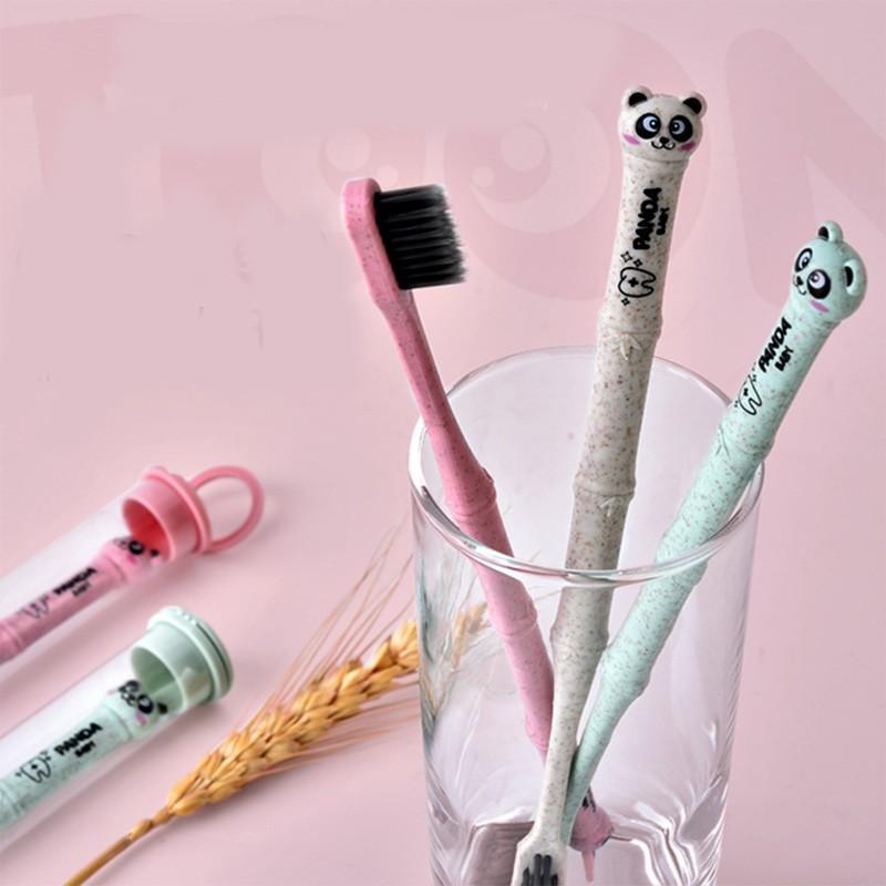 """""""Panda"""" dantų šepetėlis"""